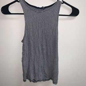 Aeropostal striped tank top